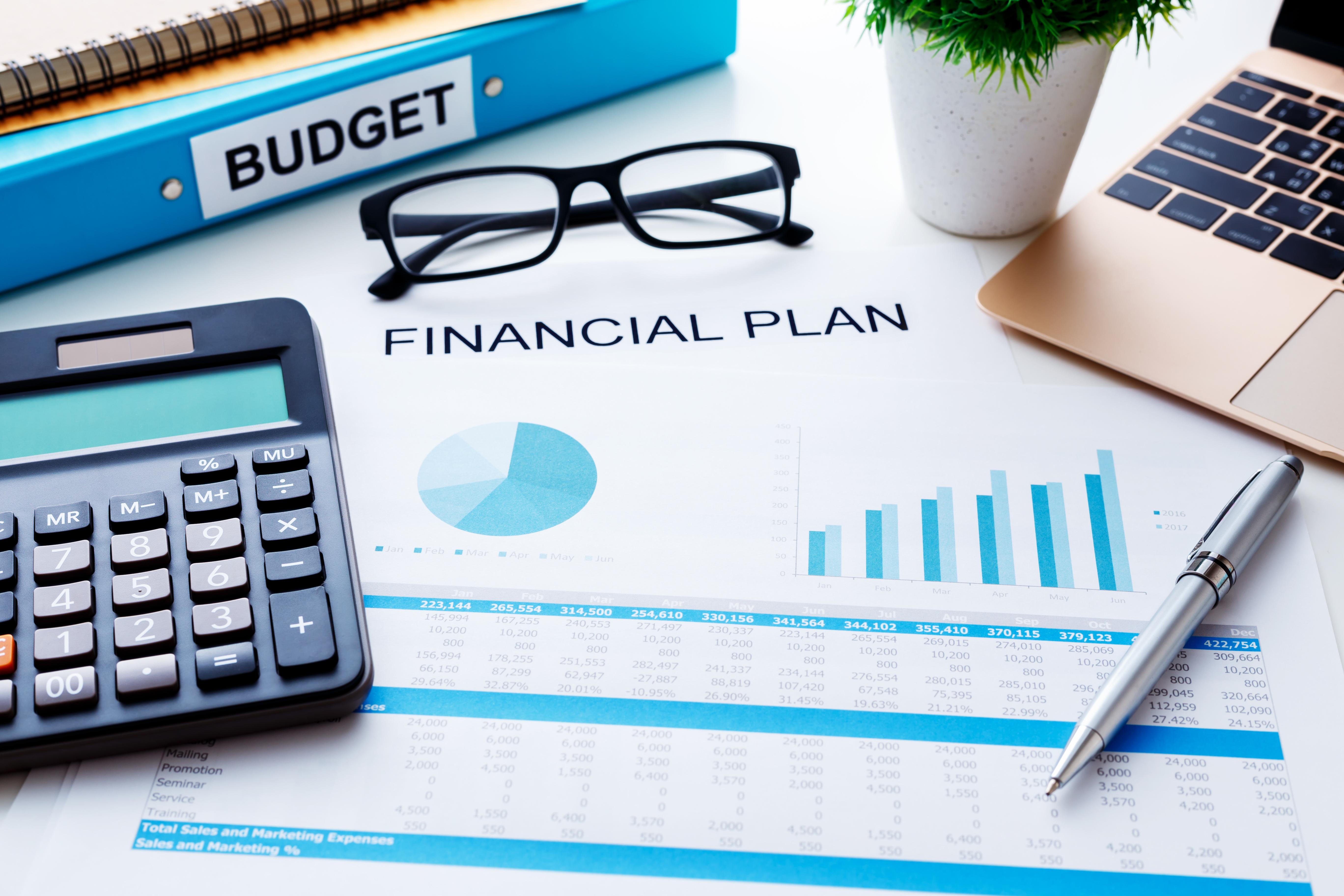 Plan Finansowy objaśnienie